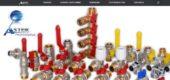 Сайт для поставщика сантехнической продукции